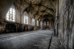 The Nave (Fine ArtFoto) Tags: urbex artfoto gestern dream wwwfineartfotocom urban exploration urbexart urbandecay lost place lostplaces lostplace decay decaying discard discarded old oblivion alt abandoned forgotten vergessen verlassen derelict aufgegeben rotten verottet monastery cloister kloster schule klosterschule kent school kirche church