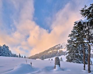 U.N.T.O.U.C.H.E.D - Winter Panorama; Sudelfeld, Bavaria