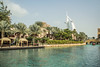 View on the Burj Al Arab / Madinat Jumeirah (bReChThOu) Tags: dubai unitedarabemirates ae burjalarab