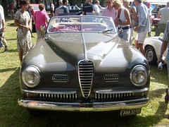 Alfa Romeo 6C 2500 SS Convertible 1949 (AM-32-13) (MilanWH) Tags: concoursdelegance concours paleishetloo loo alfa romeo 6c 2500 ss convertible 1949 cabriolet am3213
