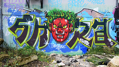 Shora One (HBA_JIJO) Tags: streetart urban graffiti art france hbajijo wall mur painting letters aerosol peinture lettrage graff friche lettres lettring writer murale abandoned spray urbex bombing urbain paris91