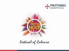#prathimafoundation Wishing you all Happy #holi (PrathimaHospitals) Tags: prathimafoundation wishing you all happy holi