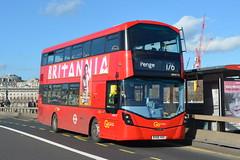 BV66 VHO (WHV113) Go-Ahead London General (hotspur_star) Tags: londontransport londonbuses londonbus londonbuses2018 wrightbus volvob5lh tfl transportforlondon hybridbus hybridtechnology busscene2018 doubledeck goaheadlondongeneral bv66vho whv113 176