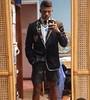 11 (cane4u) Tags: boy boys schoolboy schoolboys teenage teenager school uniform grey shorts socks tie blazer spanking headmaster corporal punishment discipline cp cane caning strap tawse paddle birch