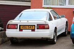 HSU 543 (Nivek.Old.Gold) Tags: 1992 toyota supra 30i turbo newshammotors yeadon