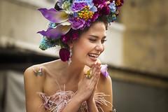 Miss Universe 2017 Thailand (♥siebe ©) Tags: 2018 chiangmai flowerfestival siebebaardafotografie thai thailand festival flowers girl portrait portret wwwsiebebaardafotografienl ขบวนแห่ งานเทศกาล ประเทศไทย รูปคน สาว เชียงใหม่ เมืองไทย ไทย missuniverse2017thailand mariapoonlertlarp marialynnehren