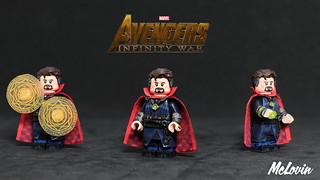 Doctor Strange - Avengers: Infinity War