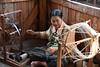 DSC_7511 (Kent MacElwee) Tags: woman weaving myanmar burma sea southeastasia asia lake freshwaterlake inlelake shop silkshop craft traditional atmyatpwintchel inpawkhonvillage lotus shanstate nyaungshwe