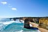 Australia (augusto.rovere) Tags: australia aussie nature wildlife 12apostles sky clouds nrocks rocks waves