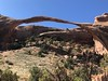 Landscape Arch in Arches National Park, Utah (Hazboy) Tags: hazboy hazboy1 utah arches national park moab october 2017 parc west western us usa america arch