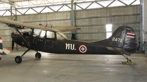 Cessna Bird Dog 2472-5 Tango Chiang Mai 11Jan18