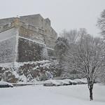 Le Fort Vauban sous la neige thumbnail