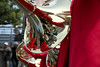 Reflection(反射) (daigo harada(原田 大吾)) Tags: yokohama festival parade port 開港記念みなと祭り people trumpet reflection 反射