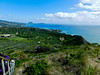 Viewing the caldera from the top of Diamond Head - November 2017 a (litlesam1) Tags: hawaii neverendingbirthay2017 november2017 waikiki diamondhead