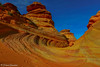 Coyote Butte South_Nov 2017 (DAYBC Collection) Tags: cottonwoodcove southcoyotebutte vermilioncliffs utaharizonaborder southernutah colourfulsandstone desertlandscape amazingrockformation desert sandstone rock thewave landscapephotography desertphotography