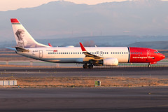 EI-FHT Norwegian Air Shuttle Analie Skram B737-800/WL Madrid Barajas Airport (Vanquish-Photography) Tags: vanquish photography vanquishphotography ryan taylor ryantaylor aviation railway canon eos 7d 6d aeroplane train spotting lemd mad madridbarajas madridbarajasairport madridairport barajasairport