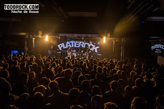 Platerock @ Sala Mon, Madrid