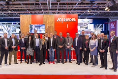 ISE 2018 (RIEDEL Communications) Tags: riedel riedelcommunications communications amsterdam ise 2018 ise2018 integrated systems europe show trade messe team