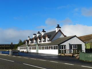 Aultguish Inn, Highlands of Scotland, Feb 2016