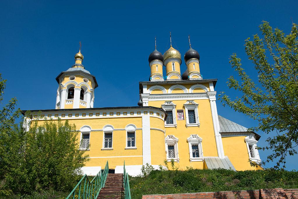 фото: Церковь Николая Чудотворца (Муром)