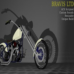 GL CLASSIC VP (Bravis Ltd) Tags: bike bikes motorcycle bravis rock track race racing car motor vehicle trike chopper low rod garage mechanic custom unique ferrari bmw triumph lambretta drag hot second life secondlife sl wheel