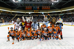 """Kansas City Mavericks vs. Cincinnati Cyclones, February 3, 2018, Silverstein Eye Centers Arena, Independence, Missouri.  Photo: © John Howe / Howe Creative Photography, all rights reserved 2018. • <a style=""""font-size:0.8em;"""" href=""""http://www.flickr.com/photos/134016632@N02/40119440901/"""" target=""""_blank"""">View on Flickr</a>"""
