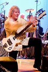 Chris Squire (Yes) Nottingham 2003 (Andy Sut) Tags: chris squire yes nottingham