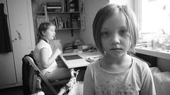 DSC07824 (Oleg Green (lost)) Tags: morning home family 169 bw blackandwhite raw unedited kids voigtlander 4025 sskopar