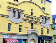 The Palladium, Pubs in Llandudno - J D Wetherspoon (Tony Worrall) Tags: british gb capture buy stock sell sale outside outdoors caught photo shoot shot picture captured regional region area northern uk update place location north visit county attraction open stream tour country wales publichouse pub inn boozer bar weatherspoon cinema architecture building frontage shops converted relic olden front llandudno thepalladium pubs jdwetherspoon