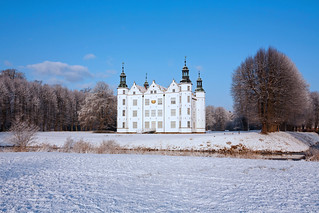 Winter in Ahrensburg