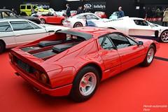 Ferrari 512 BB 1981 (Monde-Auto Passion Photos) Tags: voiture vehicule auto automobile ferrari 512 berlinetta boxer coupé rouge red rare rareté sportive supercar ancienne classique vauban vente enchère sothebys france paris