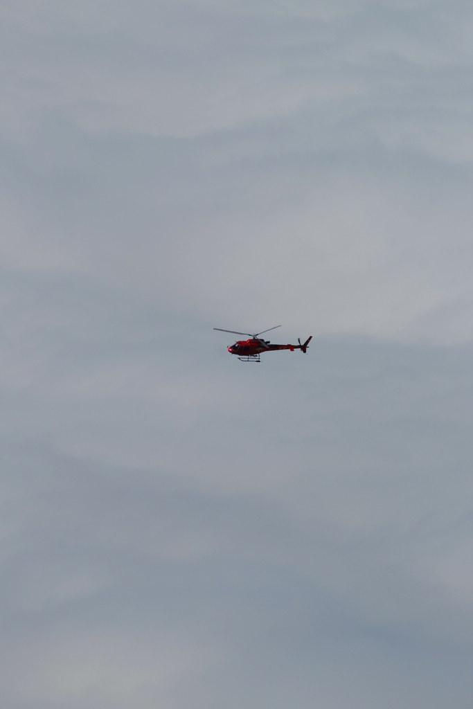 Helikopteri suihin