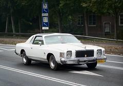Chrysler Cordoba (Skylark92) Tags: nederland netherlands holland utrecht zeist chrysler cordoba v8 white wit 1979 rb65lj