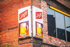 The Schlitz Malt Liquor Bull (Thomas Hawk) Tags: america missouri schlitz stlouis usa unitedstates unitedstatesofamerica beer fav10