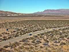 2/24/2018  view (THE RANGE PRODUCTIONS) Tags: jeep road sierracountynm southwestus desert newmexico nmtrue cattleguard cattle pen