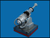Blaster Emplacement (Karf Oohlu) Tags: lego moc gun gunemplacement weapon scifi