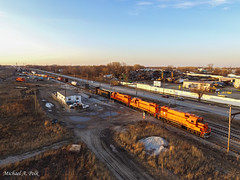 CSS 2008 @ Burnham, IL (Michael Polk) Tags: chicago south shore bend railroad freight train burnham yard switcher emd gp382 illinois