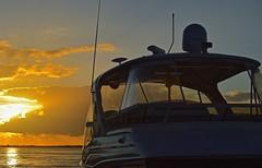 Dockside Sunset (ACEZandEIGHTZ) Tags: boat nikon d3200 yacht sundown colors
