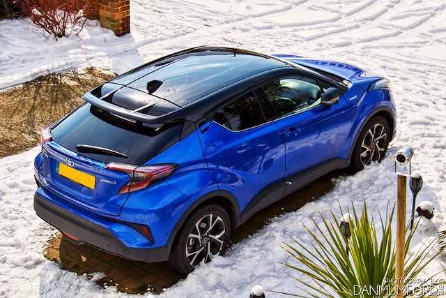 Toyota C-HR Dynamic Hybrid