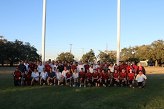 Rugby Alumni Game
