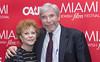 Maxine E Schwartz and Jacob Solomon (Miami Jewish Film Festival) Tags: aventura florida unitedstates