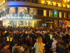 P1052471 (Yury. Syaskov) Tags: malaga andalucia andalusia spain epifania holiday fiesta magos reyes reyesmagos gifts carnaval