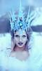 The Snow Queen (jajasgarden) Tags: snow queen nikon d810 seattle fantasy fairytale fineart ice frozen