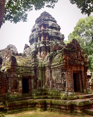 Tam Som Temple (sembach001) Tags: temple nikon 5300 ancient cambodia cambodian angkor