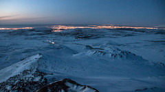 Lights On, The Capital Region, Iceland (Journalist and Photographer) Tags: hiking iceland reykjavik snow beautifulearth