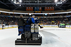 "Kansas City Mavericks vs. Toledo Walleye, January 20, 2018, Silverstein Eye Centers Arena, Independence, Missouri.  Photo: © John Howe / Howe Creative Photography, all rights reserved 2018. • <a style=""font-size:0.8em;"" href=""http://www.flickr.com/photos/134016632@N02/24969296117/"" target=""_blank"">View on Flickr</a>"