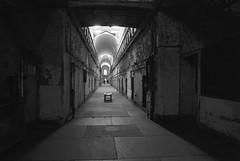 Eastern State Penitentiary, Philadelphia PA (Postcards from San Francisco) Tags: m6 film analog berggerpancro400 21mmsem philadelphia