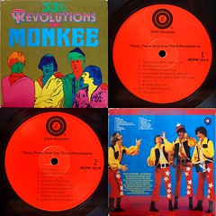 33 1/3 Revolutions Per Monkee - The Monkees (Wil Hata) Tags: themonkees record vinyl album