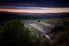 Champs Oliviers (jluclac) Tags: calandrier ciel couchédesoleil france french landscape paysages sky sunset