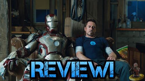 Iron Man 3 Reivew!
